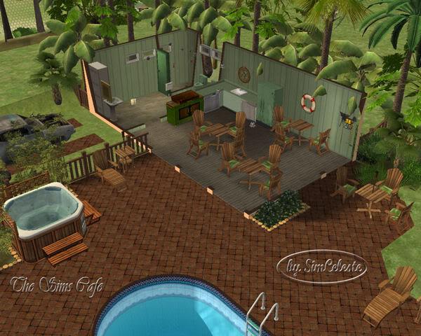 Casa de Férias - by SimCeleste SC_CF_9