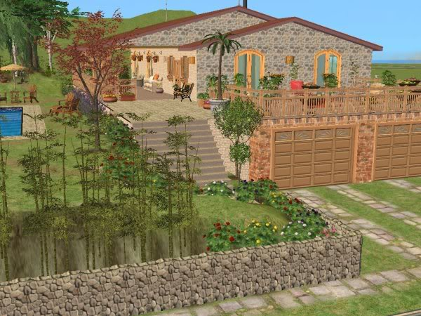 La Casa de Piedra Mainview