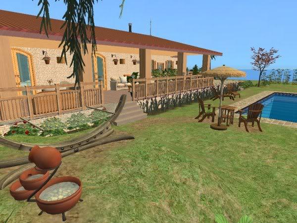 La Casa de Piedra Pool2