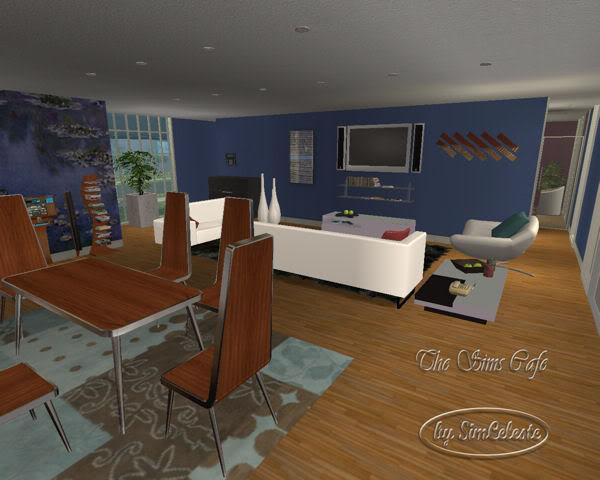 Modern 2 by SimCeleste SC_modern2_room