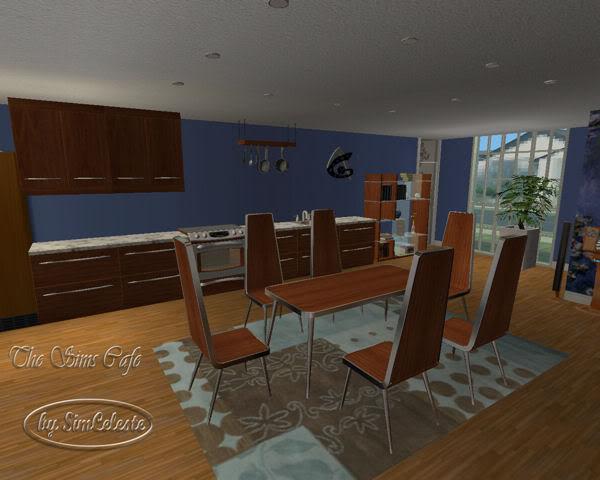 Modern 2 by SimCeleste SC_modern2_room3