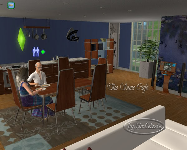 Modern 2 by SimCeleste SC_modern2_room_playtesting
