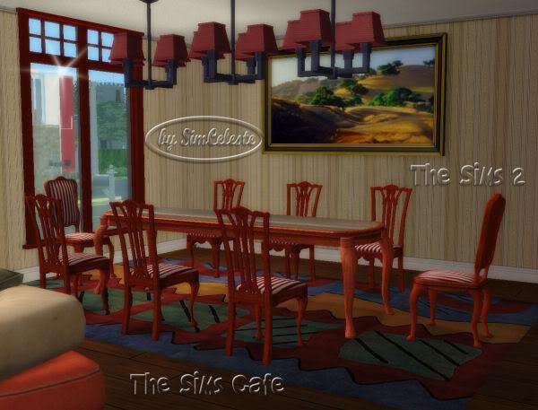 Refugio by SimCeleste SCRefugio_dining