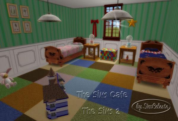 Refugio by SimCeleste SCRefugio_kids