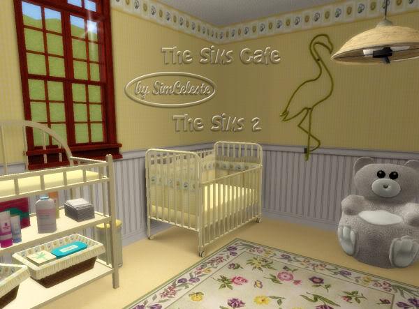 Refugio by SimCeleste SCRefugio_nursery