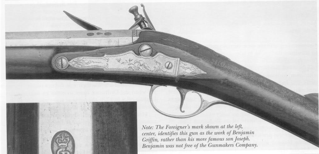 Identification poinçons et pistolet à silex. Griffenrifle2