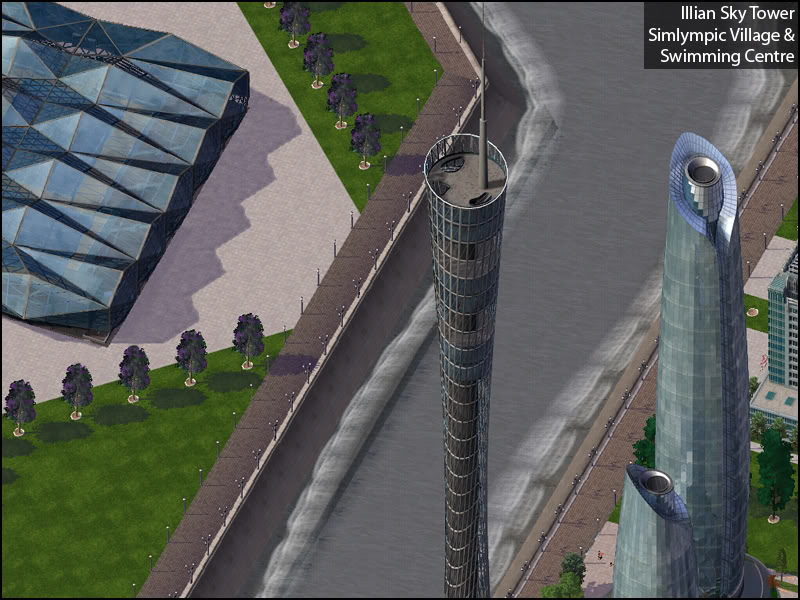 Paranor Island [SCJU Full Member] - Page 3 SkyTower