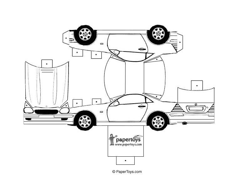 Tuning, tuning, tuning... Mercedes-benz320SLK