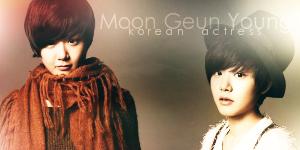 [ACTRICE] Moon Geun Young 441693essai01-2