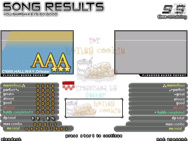 Post your SM Scores here! - Page 6 Screen00477-1