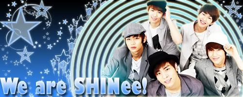 Mis Firmas  :D Weareshinee