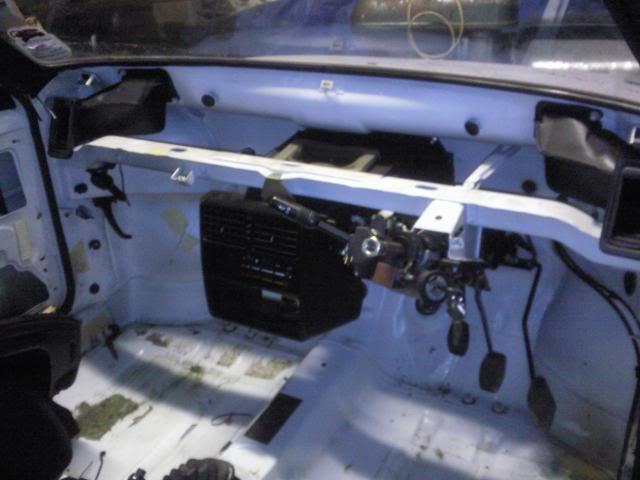 Ben's uno 1.6 HF turbo project Seats005
