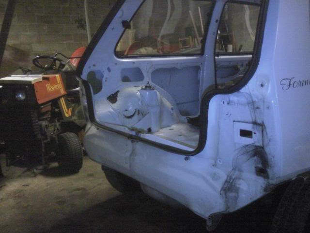 Ben's uno 1.6 HF turbo project Seats007