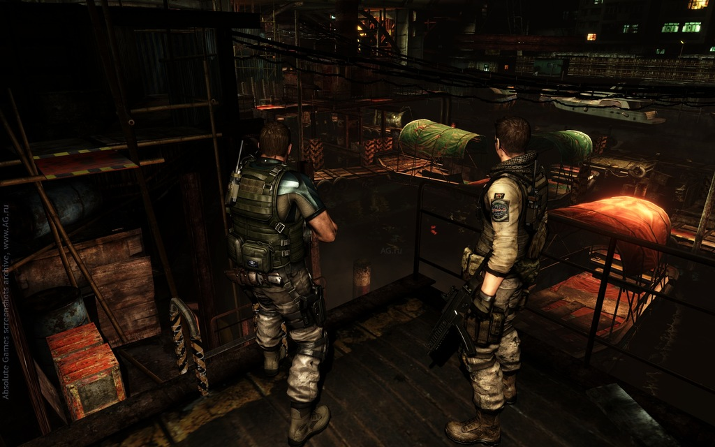 [Multi] Resident Evil 6 [ 2013 / Hành động ] 96b2b608531eb9650c72c1d1f20ed927