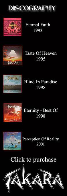Takara: Biography and Discography (1990) Discography_2-1