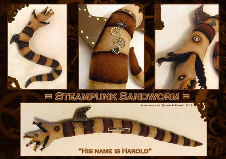 Peluches steampunk Steampunk_sandworm_by_tavington-d4whw7vpng