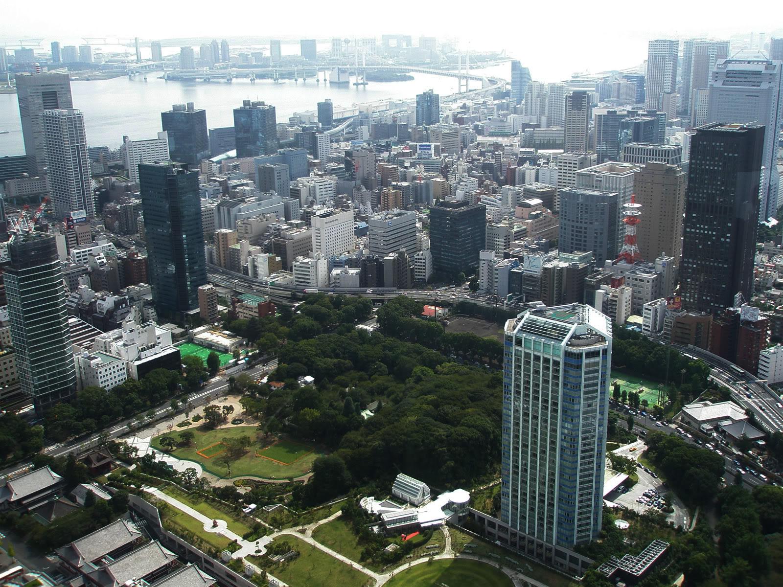அழகிய டோக்யோ நகரம் படங்கள் சில TokyoTower_6