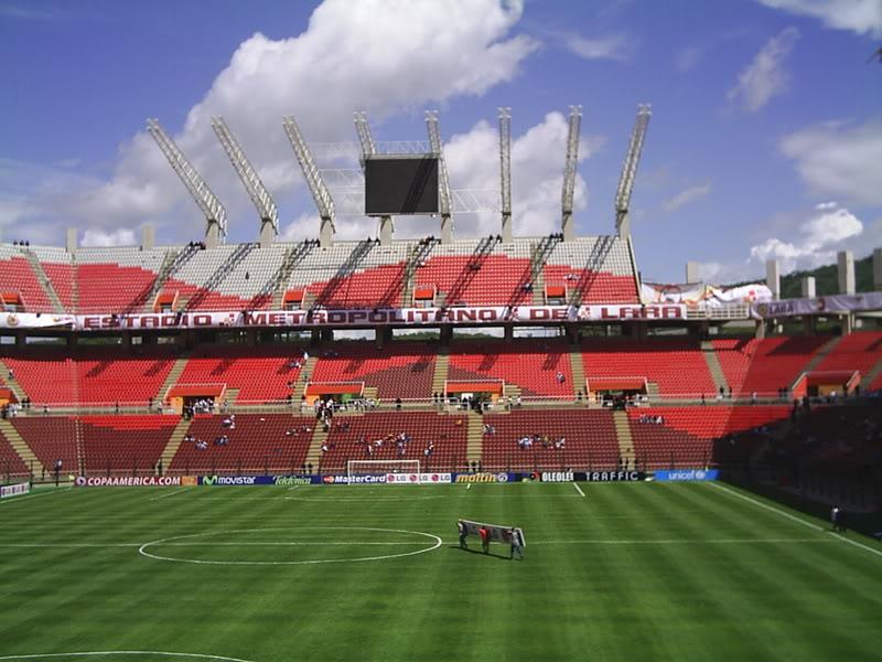 Cabudare | Estadio Metropolitano de Lara | 45.360 S2020101