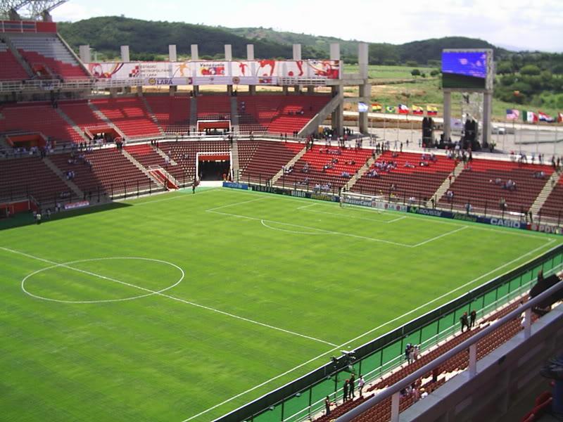 Cabudare | Estadio Metropolitano de Lara | 45.360 S2020106