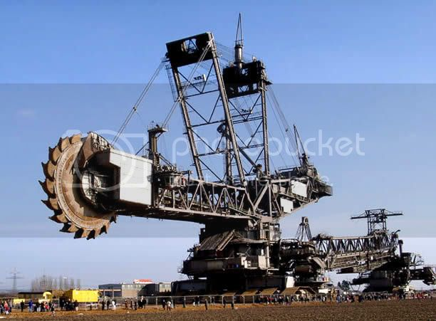 World's Largest Digging Machine WorldsLargestDiggingMachine2