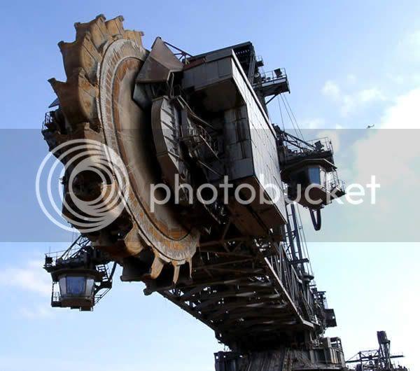 World's Largest Digging Machine WorldsLargestDiggingMachine5