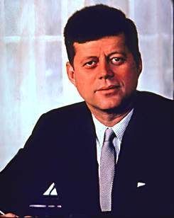 When heroes die young John-f-kennedy-2
