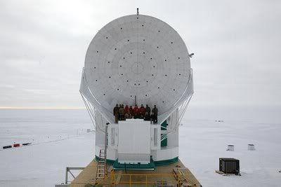 ~***Invention Corner***~ Southpoletelescope