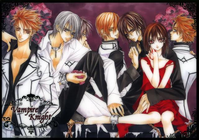 Historia de Vampire Knight Vampire_Knight_Manga