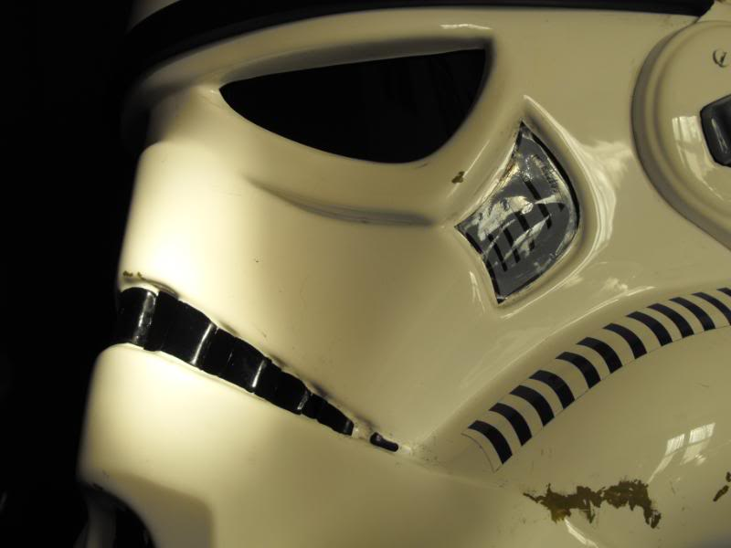 2010 TrooperMaster ESB Helmet DSCF3232