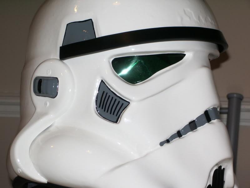 TE2 ANH Helmet Kit TE2Build070