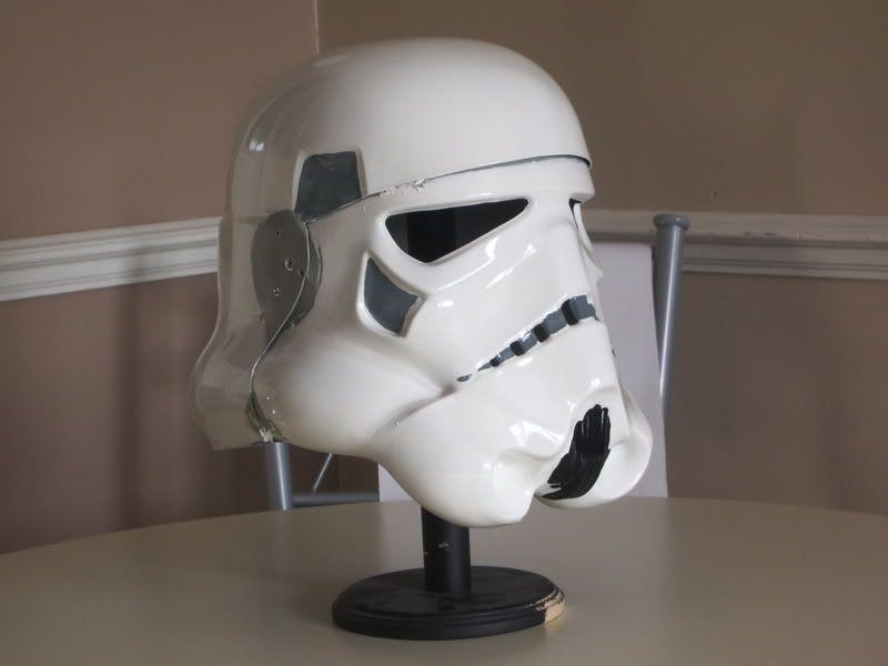 Move ALong Trooper helmet TEHDPE050