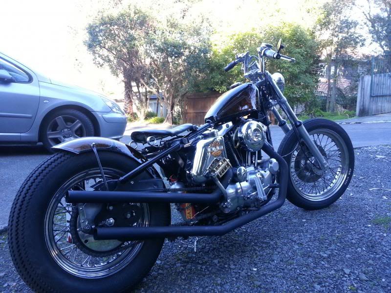 Jon's 76 ironhead custom thingy 20130629_144506
