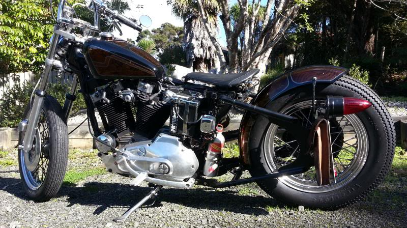 Jon's 76 ironhead custom thingy 20130630_113711