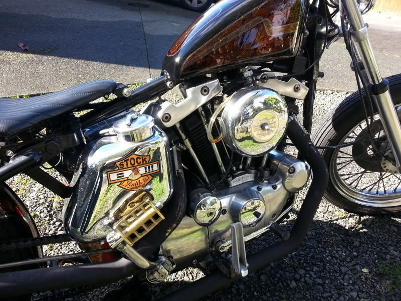 Jon's 76 ironhead custom thingy 20130630_113748