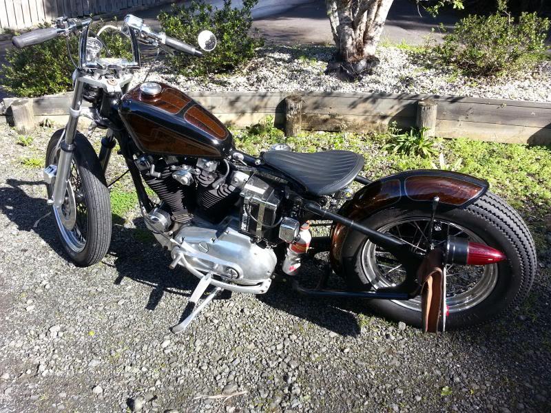 Jon's 76 ironhead custom thingy 20130630_113802