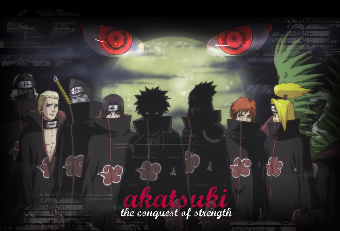 ...:::Todos los capitulos de Naruto Shippuden:::... 28/???? Akatsuki