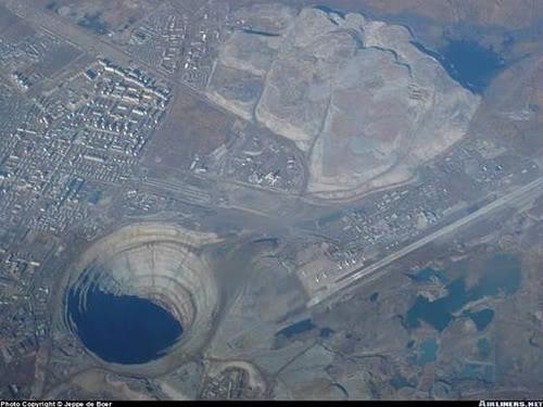 Los 7 Agujeros mas grandes del mundo Diamantes3