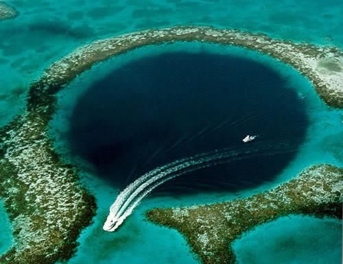 Los 7 Agujeros mas grandes del mundo Mar2