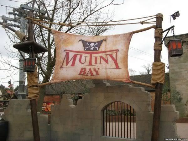 [Alton Towers 2008] Mutiny Bay : 3 Nouveautés BG2
