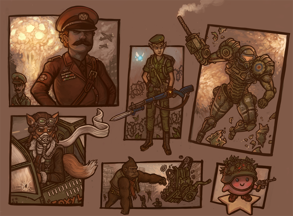 Spam With Pics 2.0 - Page 39 Super_world_war_brothers_by_cyborgnecromancer-d6sqecd_zpsvgp9tch4