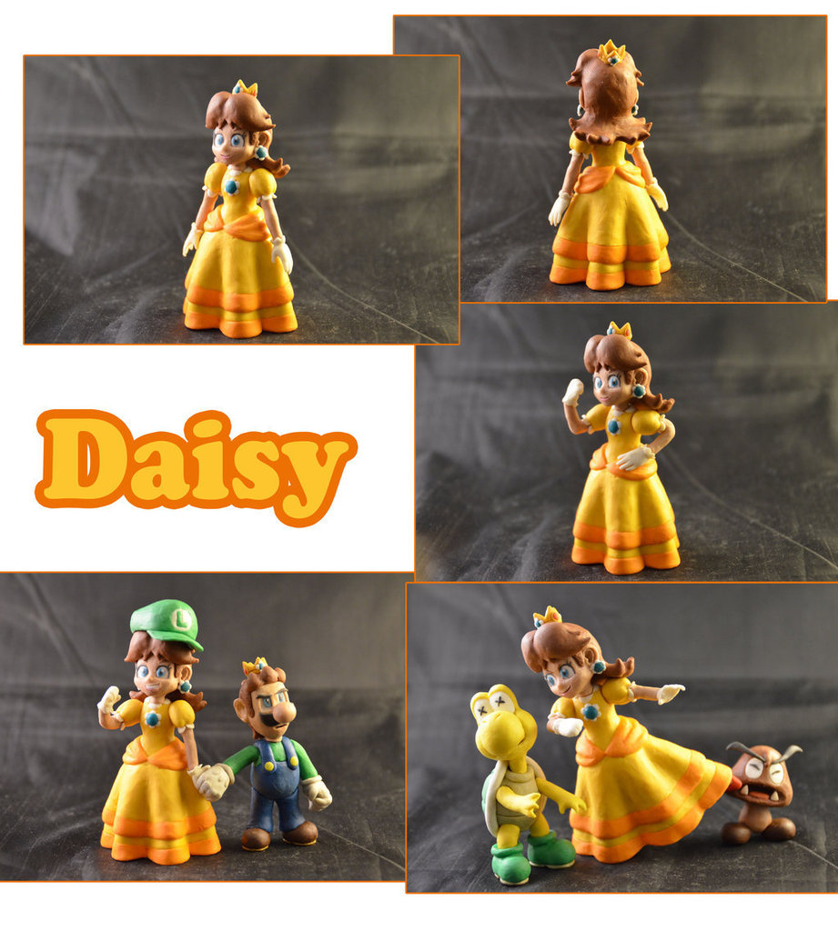 Spam With Pics 2.0 - Page 4 Weekly_sculpture__daisy_by_claypita-d5qnwyi_zps9ekrevot