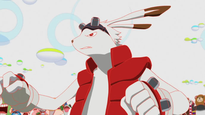 make me a furhead Summerwars-3