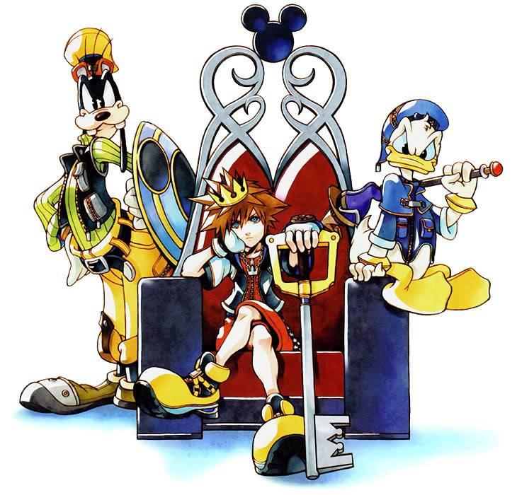 Kingdom Hearts FC Kh-throne
