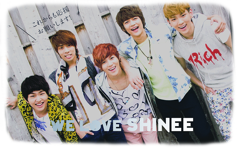 We Love SHINee