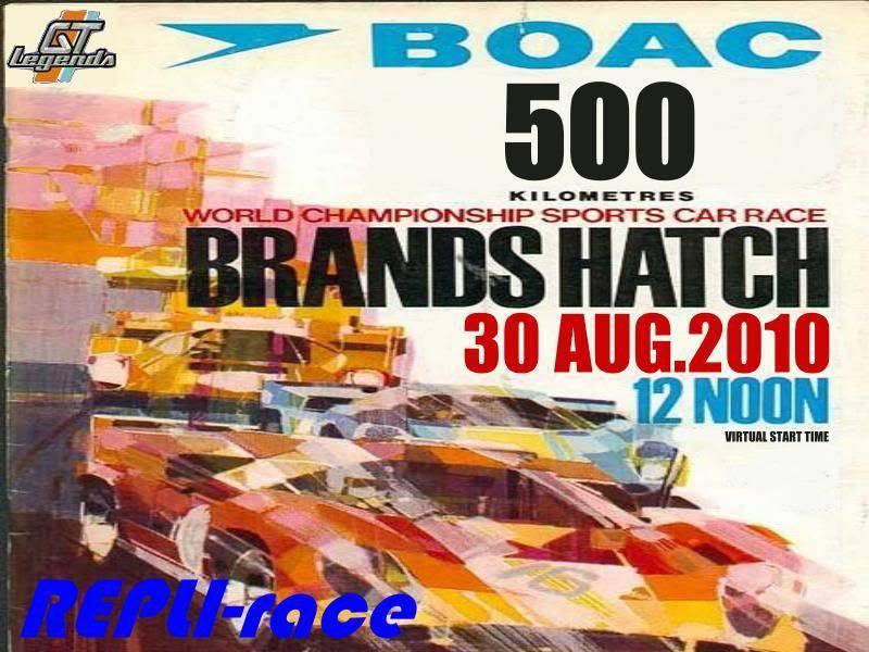 [GTL]2H of Brands Hatch 1970 with Gr.5 + Gr.6 [30.Aug.2010] BrandsHatchAdvert