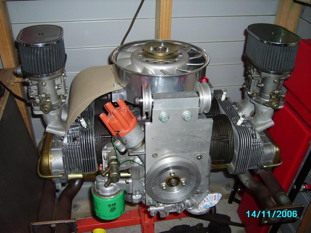 ¿Qué sabeis sobre los kits de refrigeración por ventilador horizontal? (tipo Porsche 917) 1