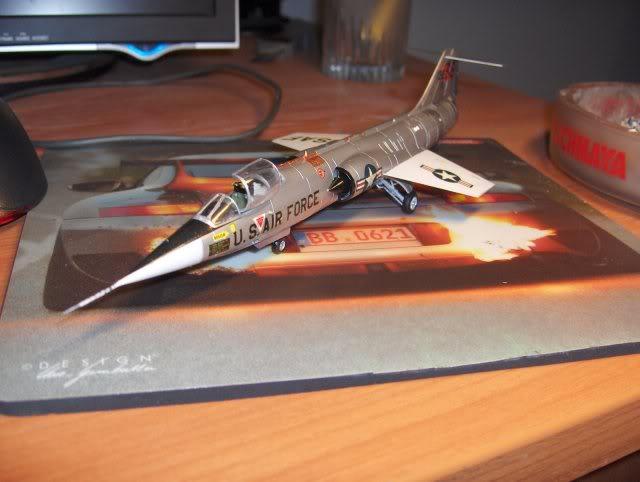 F-104G 1/72 HASEGAWA HPIM3462