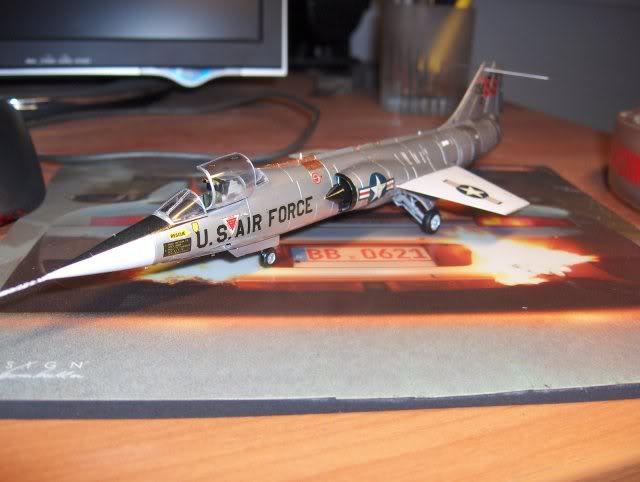 F-104G 1/72 HASEGAWA HPIM3463