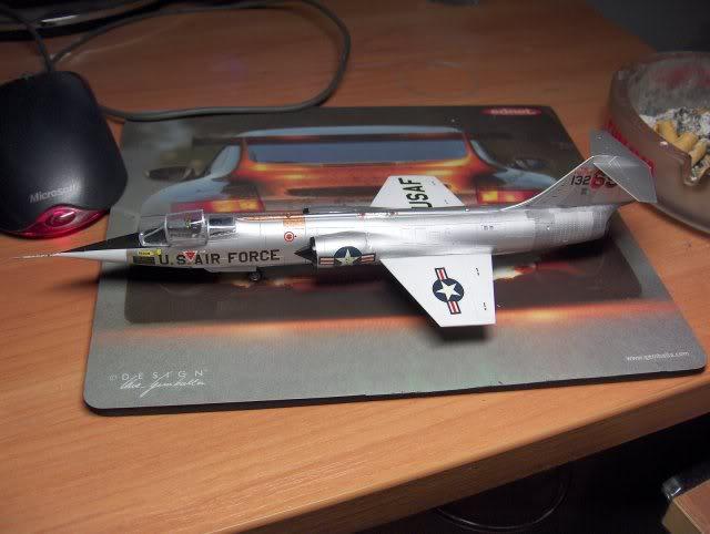 F-104G 1/72 HASEGAWA HPIM3466