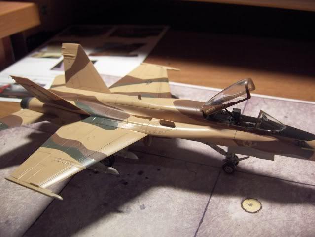F-18C AGGRESSOR 1/72 HSEGAWA HPIM3514
